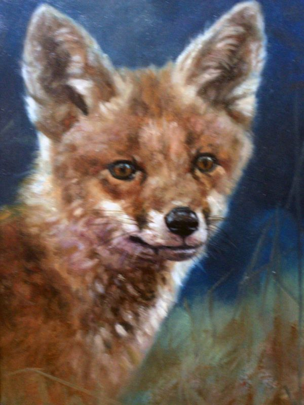 Foxy Fox by John Trickett