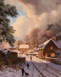 Posting Letter to Santa Claus - Daniel Van der Putten