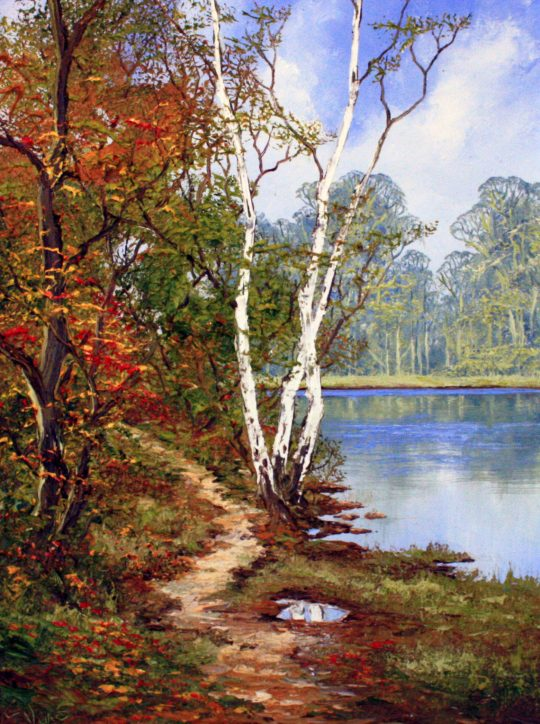 Autumn Leaves by Terry Evans
