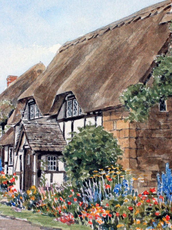 Cotswold Cottage by Glyn Martin