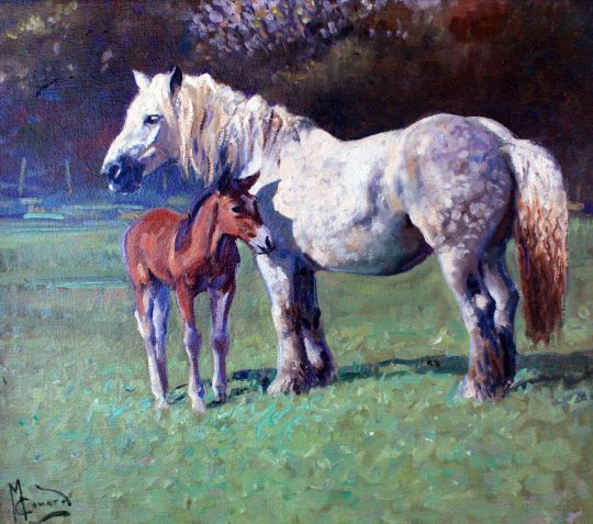 Motherhood by Malcolm Coward