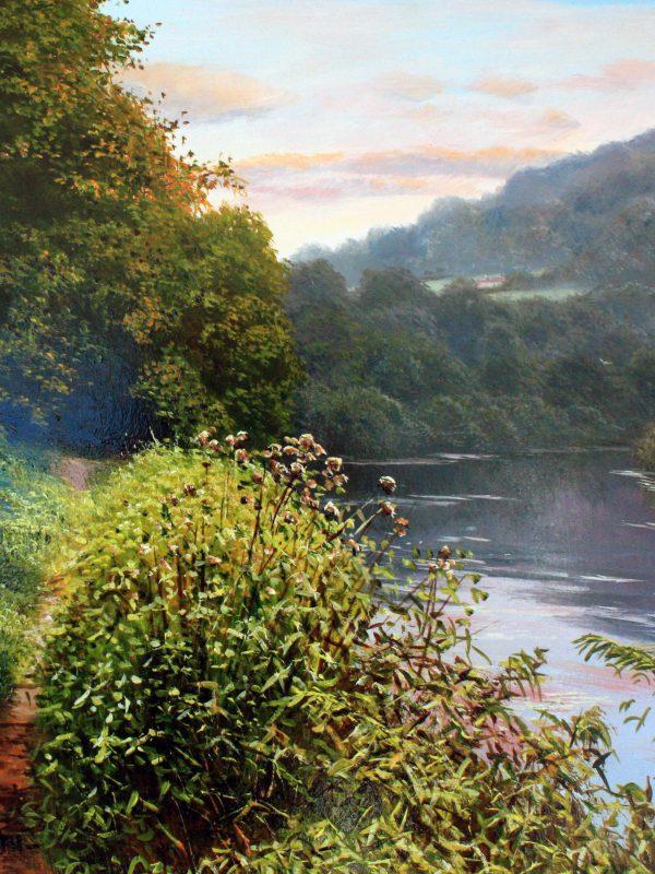 River Walk by David Smith