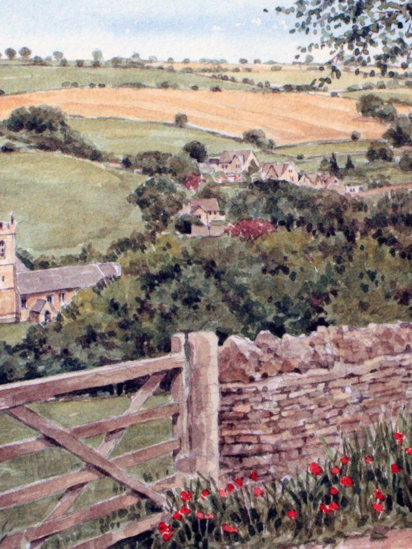 The Cotswolds Naunton by Glyn Martin