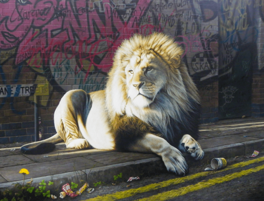 King of the Road by Paul James