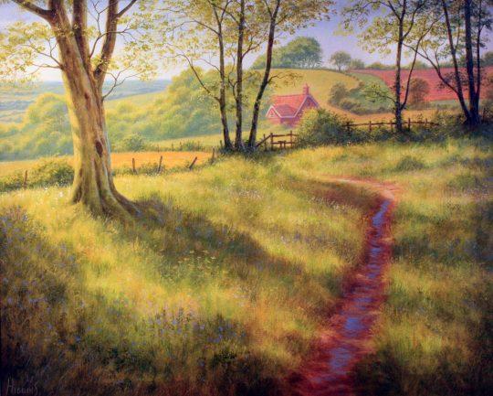 Summer Morning by Paul Higgins