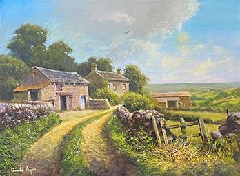 Cutthorpe Lane by Donald Ayres 2